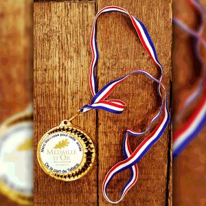 Médaille d'Or 2