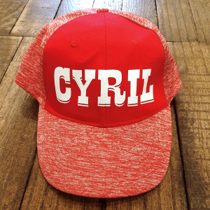 "Casquette ""Cyril"""