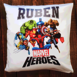 "Coussin ""Marvel Heroes"""