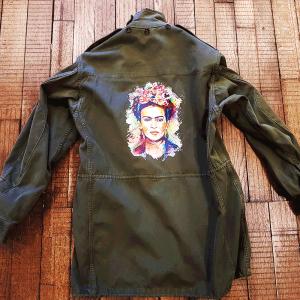 Veste Frida Kahlo