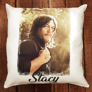 "Coussin ""The Walking Dead"""