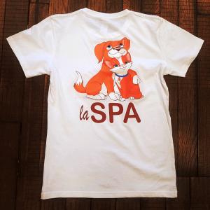 "T-shirt ""SPA"""