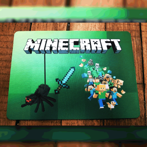 Tapis de Souris Minecraft