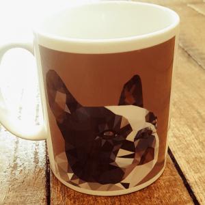 Mug chien Lowpoly