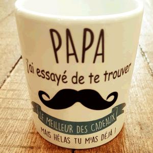 """Mug """"Le meilleur des cadeaux"""""""